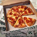 Пицца не теряет своей популярности, её часто заказывают на дом