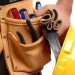 Самый необходимый для работы инструмент должен быть у мастера под рукой