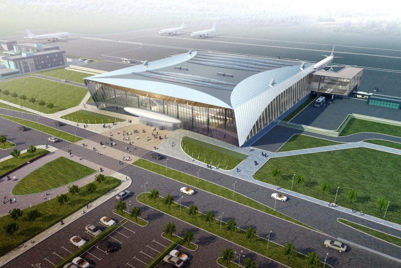 Аэропорт Центральный в Саратове