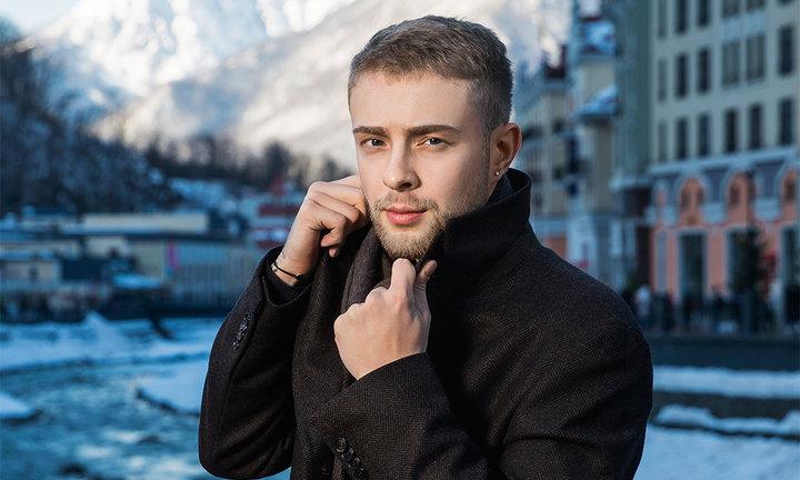 Певец Егор Крид