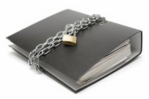 Защита персональной информации при оплате патентного разрешения