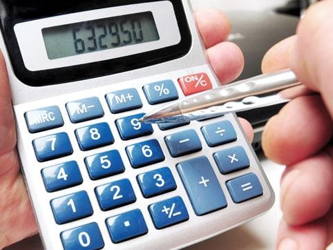 Правильные расчёты лимита в кассе