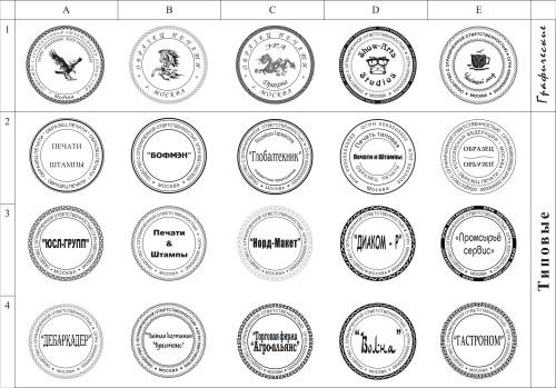 Особенности дизайна печати для ип