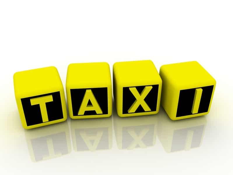 ИП Такси: налогообложение 2017 года