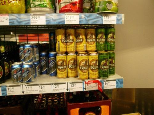 Единые правила по продаже пива