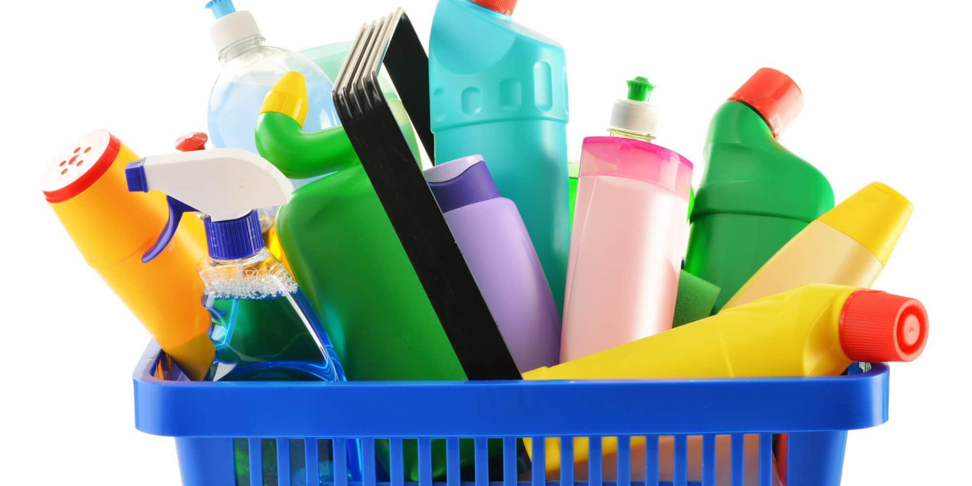 ОКВЭД дезинфицирующие и моющие средства