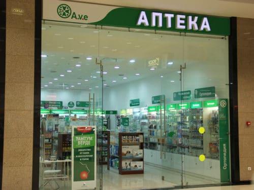 Классификация проверок аптеки