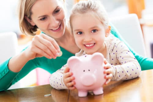 Расчет суммы выплат по социальной помощи молодой матери