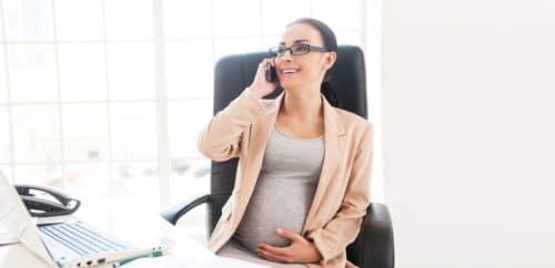 Продолжительность больничных по беременности и последующим родам