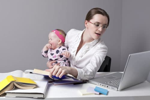 Что такое отпуск по уходу за ребенком