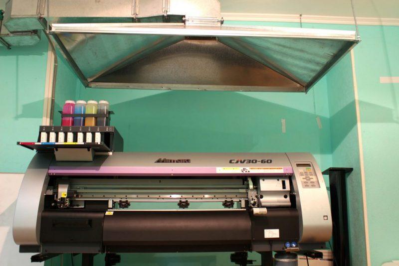 Оборудование для производства модульных картин