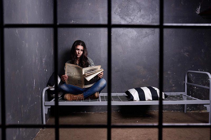 Квест-тюрьма