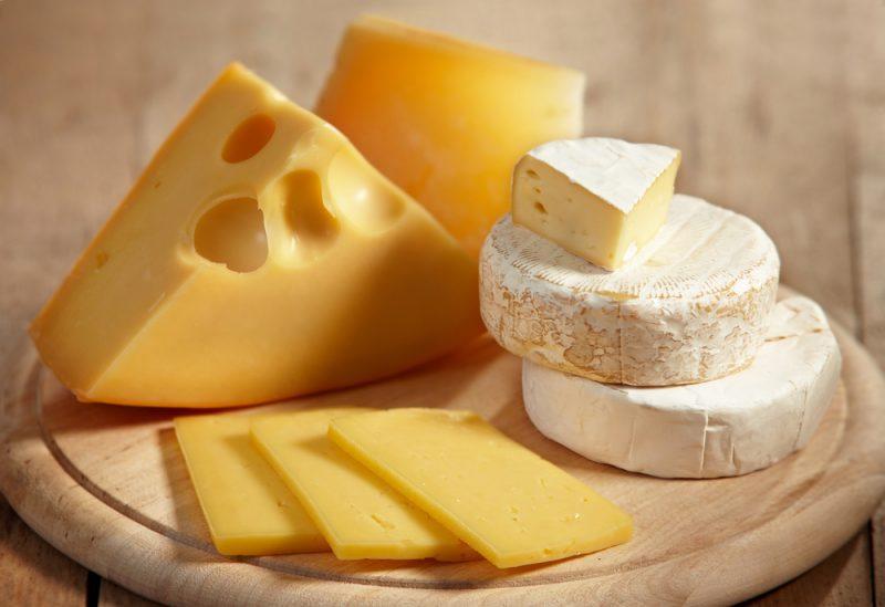 сырный ассортимент