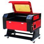 Лазерные гравировальные станки стоимостью 326 793 рублей позволяют выполнить печать, защищённую от подделки