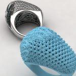 3d прототип эксклюзивного ювелирного изделия даёт возможность мастеру получить одобрение заказчика до начала работы с дорогими материалами