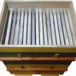 Двухкорпусный улей для пчёл способствует увеличению количества собираемого мёда