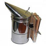 В дымаре обычно сжигается гнилое сухое дерево, сухой навоз или гриб-трутовик