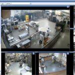 Видеокамеры записывают все процессы производства, помогают предотвратить аварийные ситуации