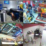С помощью видеонаблюдения магазины могут работать эффективнее