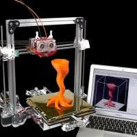 «Домашний» 3d принтер: как напечатать бизнес